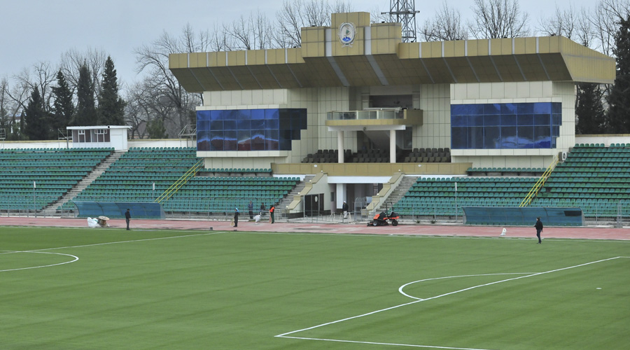 23.03.2014 Суперкубок Таджикистана по футболу: